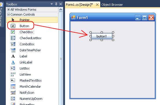 Visual C# для чайников. Урок 1. Напишем простейшую программу на C#